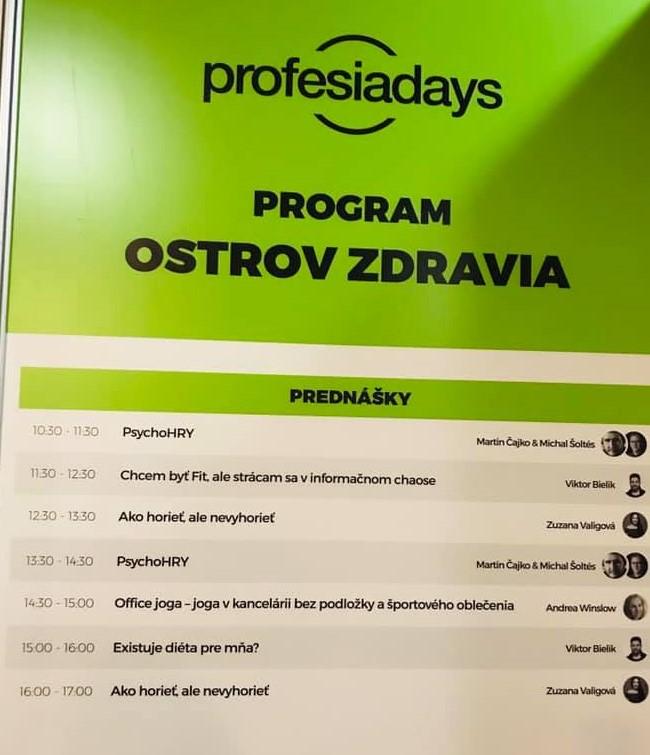 Profesia days 2019